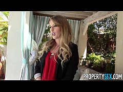 PropertySex - Unboxing video turns into sex vid...