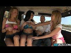 Hot girls Aria Aspen, Trisha Uptown & Samantha Sainton spring break7