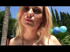Natalia Starr POV - Facial Blast