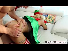 J Mac Brought Home A Cute Realistic Elf On The ...