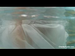 thumb underwater hott  ie charley chase e se e