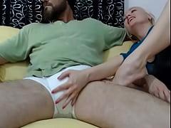 Amateur blonde love big cock 1