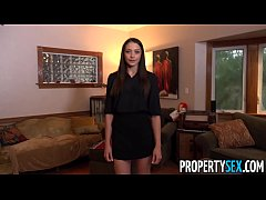 PropertySex - Hot new real estate agent fucks t...