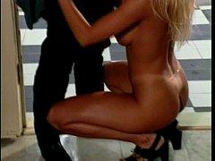 Kissing Kaylan - Kaylan Nicole and Vince Vouyer