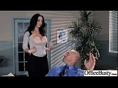 Bigtits Office Girl (jayden jaymes) Banged Hardcore movie-19