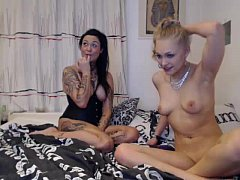 Girls4cock.com  *** Elise and Jenny having Fun with eachother