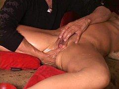 Sex master makes Marissa squirt long version
