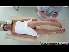 Brazzers - Dirty Masseur -  Toeing The Line sce...