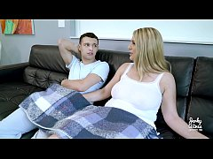 Joslin Jane in Step Mom with HUGE Tits is Always Horny