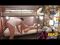 Fake Hostel - Young fiancee with great ass & ni...