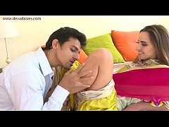 Lonely beautiful wife falls prey to husband's p...