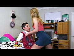 BANGBROS - Juan El Caballo Loco Gets Tour Of Da...