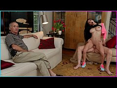 BLUE PILL MEN - Old Men Show Young Teen Jennife...