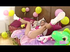 Amirah Adara Part 1 - 18th birthday party grope...