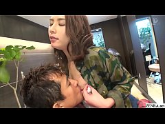 JAV hair salon audacious blowjob Ian Hanasaki Subtitled