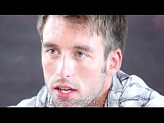 HD GayCastings - Cute and shy American boy is f...