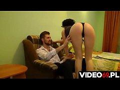 Polskie porno - Gor\u0105ce sex zabawy w sypialni z ...