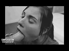 Deepthroat compilation 1. from CUMPILATED.COM