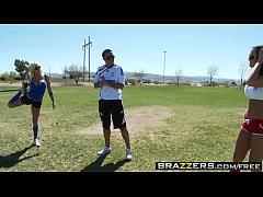 Big TITS in Sports - (Lylith Lavey, Mackenzee P...