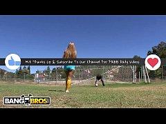 BANGBROS - Brazilian PAWG Jessie Rogers Rides M...