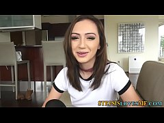 Pov pounded stepsis teen