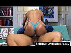 Pornstar Sheisnovember Big Ass Ebony Hardcore Fuck