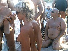 beach sex cap d'agde