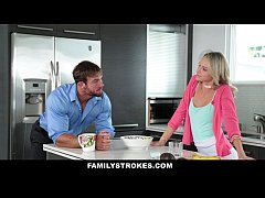 FamilyStrokes - Don't Tell Mom I fucked My Step...