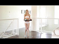 Passion-HD - Lucky guy fucks Brie Mitchells tas...