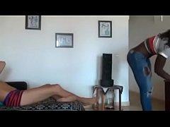 Interacial 3some - Amateureb.com