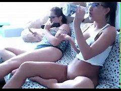 thumb twins masturbat  ion each other on live webcam  on live webcam on live webcam