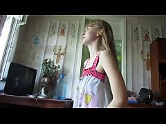 home video my girl Russia