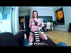 thumb  povd   dill ion carter with nice tits gets fucked in pov