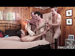daddy and the boys orgy