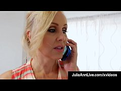 Sold! Busty Milf Julia Ann Sells Home With Worl...