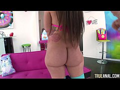 TRUE ANAL Bootylicious Gia Paige joins us yet a...