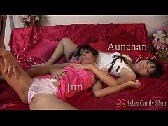 thumb three hot thai  girls lesbian action ction ction ction