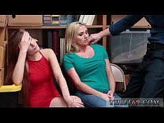 thumb cop strip search and police uniform threesome theft   suspect and