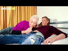 AMATEUR EURO - Euro German MILF Mandy Mystery F...