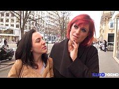 Mya and Carole aiment les partouzes et la sodomie