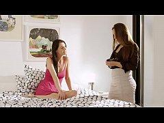 Amirah Adara and Eileen Sue Lesbian Fun