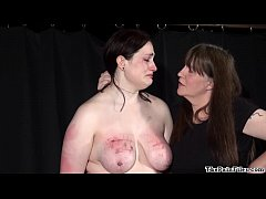 Amateur bdsm and extreme lesbian domination of ...