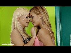 Torrid Twosome - by Sapphic Erotica lesbian sex with Dalia Elma
