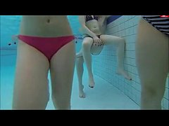Hot teen underwater scene - tightpussycam.com