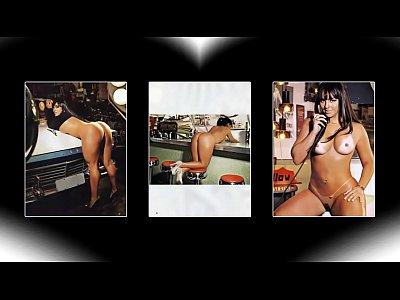 porno venezolano con Mulher melancia pelada, mostrando a buceta