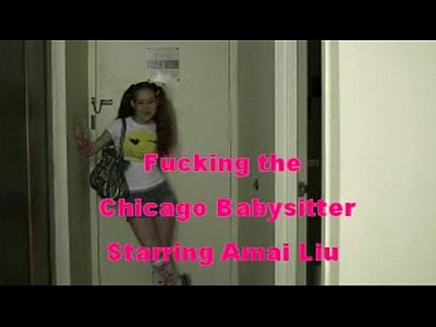 Fuckin the Chicago babysitter starring Amai Liu