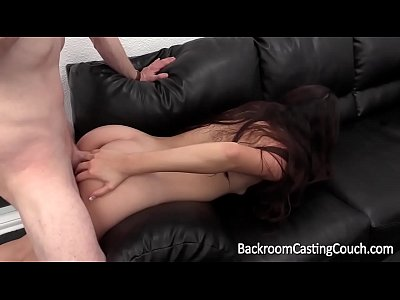 First Time Anal for Teen Isabella