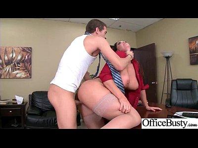 xxx video en (Alison Tyler) Big Huge Tits Office Girl Love Intercorse video-05