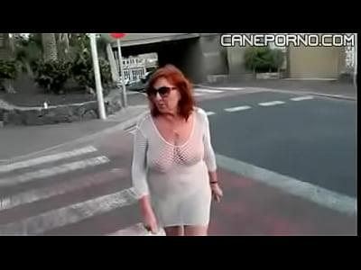 Mia nonna troia - my granny slut
