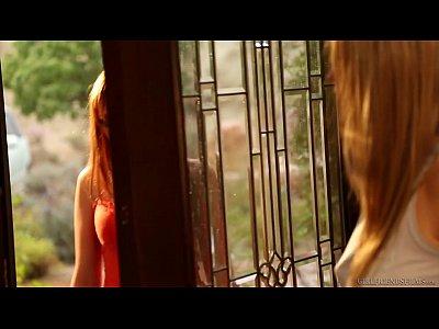 Hot tutor Abby Cross and Ryan Ryans - Girlfriends Films